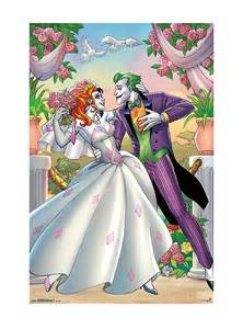 Pastel Goth Bedroom by Dc Comics The Joker Amp Harley Quinn Wedding Poster Topic