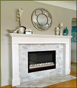 27 stunning fireplace tile ideas for your home modern for Stylish options for fireplace tile ideas