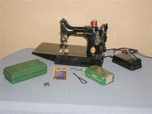 Manual For Singer 132 Featherweight Swing Machine