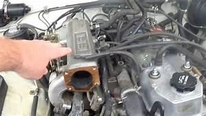 22re Intake Manifold Removal