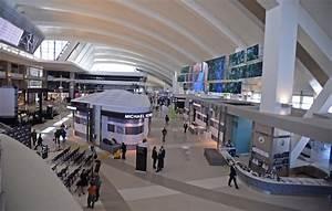 LAX's Tom Bradley International Terminal Offers an ...