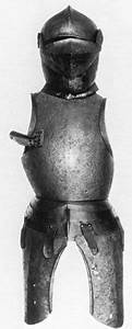 Extant 15th century Milanese armour