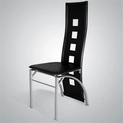 chaise haut dossier salle a manger chaises dossier haut salle à manger le monde de léa