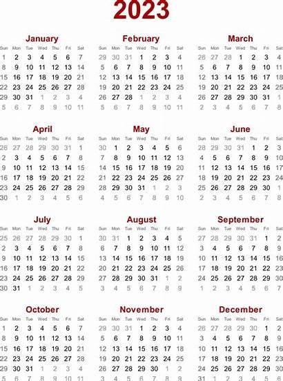2023 Calendar Office Pdf