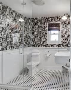 20 black and white bathroom designs decorating ideas
