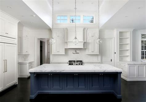 blue kitchen islands navy blue kitchen island kitchen addicts anonymous pinterest classic cabinets and navy