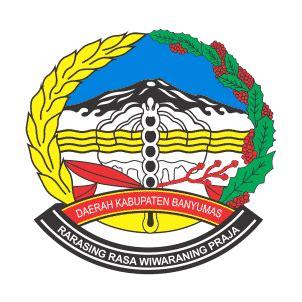 logo kabupaten banyumas vector kampung designer