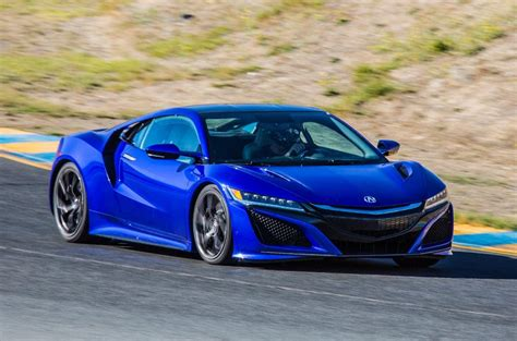 2016 Honda Nsx Road And Track Review Review