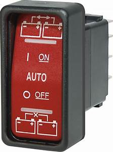 Blue Sea 7622 500 Amp Auto Charging Relay Inc Bs 2146