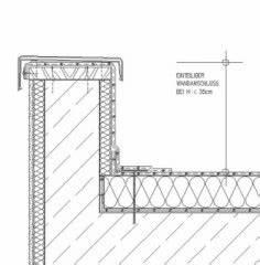 Garagendach Abdichten Bitumen : anschl sse an t ren flachdach detailzeichnungen ~ Michelbontemps.com Haus und Dekorationen