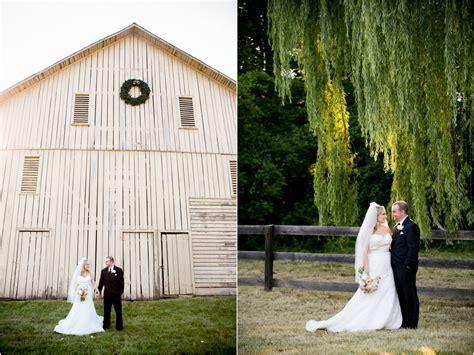 Virginia Vintage Farm Wedding At Hartwood House