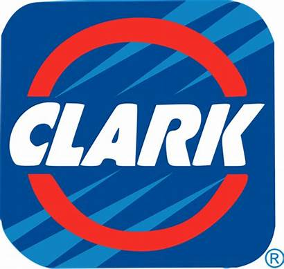 Clark Brands Oil Gas Station Duncan Svg