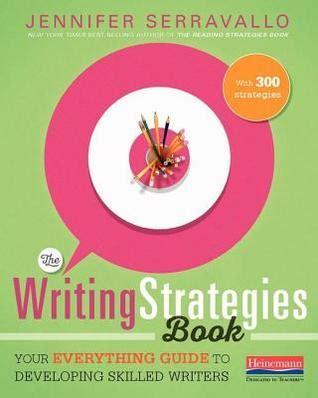 writing strategies book   guide
