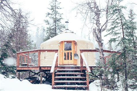 Yurts Toba's And Spirit Walker