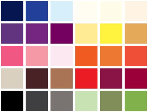 colours and their true meanings weddings by legato colours and their true meanings weddings by legato