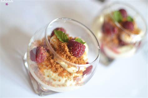 dessert mascarpone framboise speculoos 28 images recette de verrines framboise et mascarpone