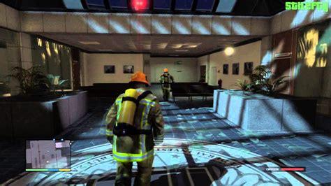 gta 5 bureau gta 5 ps3 mission 68 the bureau raid crew 100