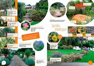 Faire Un Parterre De Galets : jardins exotiques avec des fleurs et palmiers pour voyager ~ Dailycaller-alerts.com Idées de Décoration