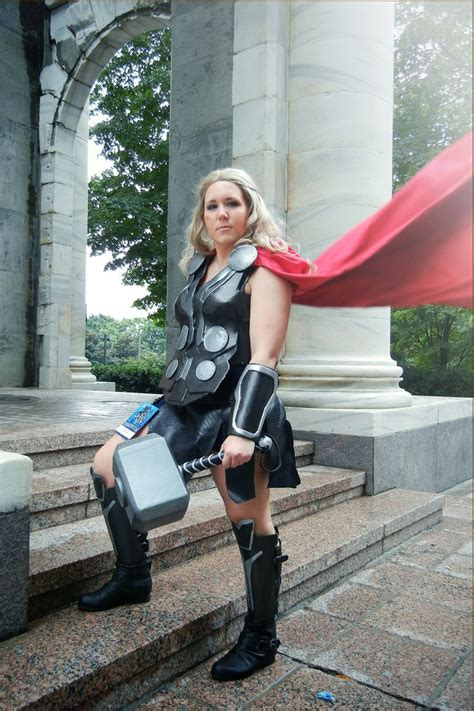 17 Best Images About Costumes Fem Thor And Loki On