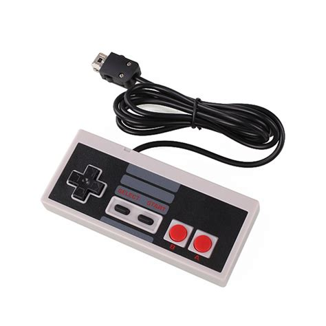 2 Pcs Game Controller Gamepad Cable For Nintendo Nes