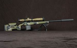 Sniper Rifle wallpaper