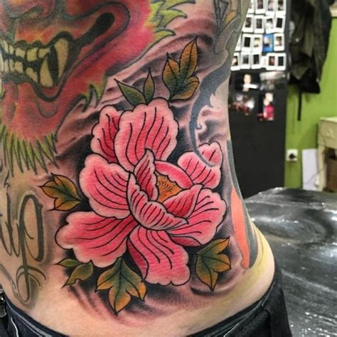 peony flower tattoo designs  meanings