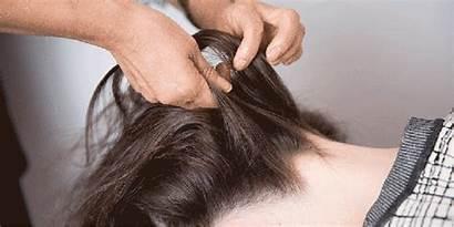 Braided Hairstyles Bun Braid Gifs Hair Cosmopolitan