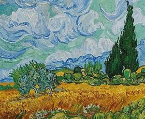 Flower Paintings of van Gogh's paintings | flowersontop