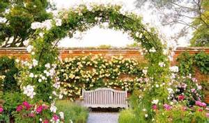 rustic arch for wedding alan titchmarsh tips to prepare your garden for a wedding garden style express co uk