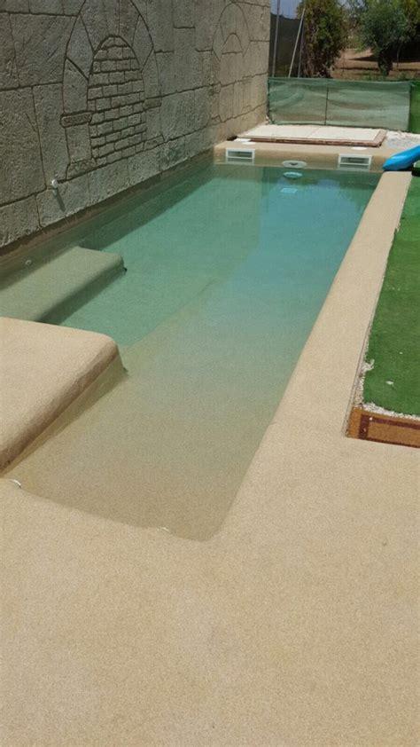 piscinas ibericapool construccion de piscinas de arena