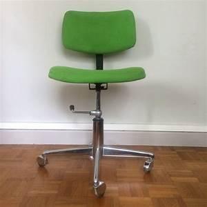 Chaise Bureau Vintage : chaise de bureau vintage datant des ann es 70 ~ Teatrodelosmanantiales.com Idées de Décoration