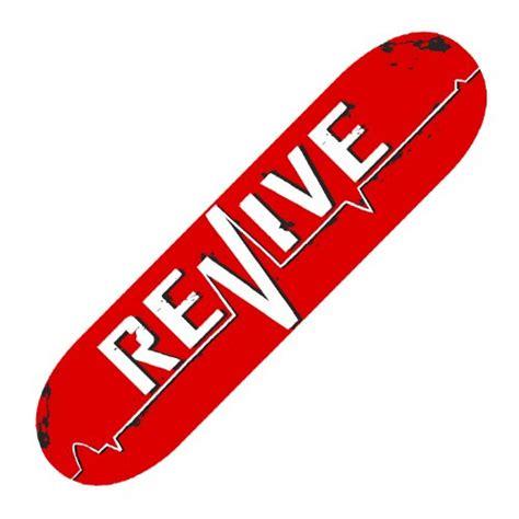 New Revive Skateboard Decks by Revive Skateboards For Skating Skateboarding Skater Tricks
