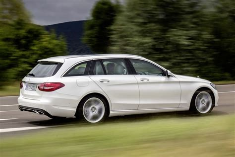 Mercedes C Class Estate Hd Picture by Mercedes C Class Estate 2014 Pictures 28 Of 42