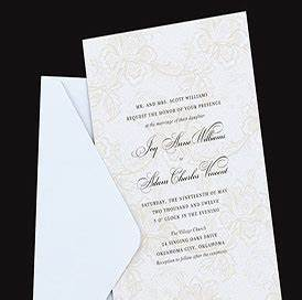 hobby lobby wedding invitations gangcraftnet With printable wedding invitation kits hobby lobby