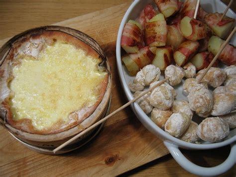 cuisine suisse recette fondue au vacherin fribourgeois spécialité vaudoise