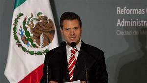 Enrique Peña Nieto Meets President Obama - ABC News