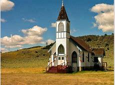 9 Beautiful Churches In Montana