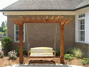 Pergola Porch Swing Plans : Pergola Swing Plans Images