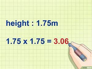 Body Mass Index Berechnen : den body mass index bmi berechnen wikihow ~ Themetempest.com Abrechnung