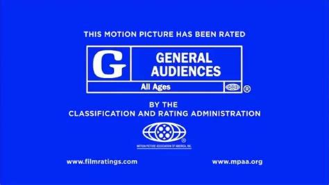 G Movie Rating Logo Pictures To Pin On Pinterest