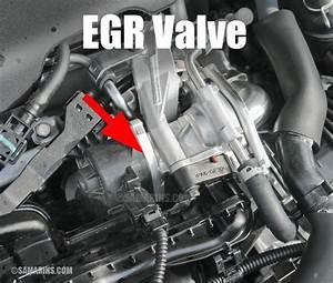 Egr Valve  Problems  Symptoms  Testing  Replacement