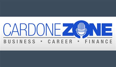 cardone bureau rob bellenfant about fear on the cardone zone