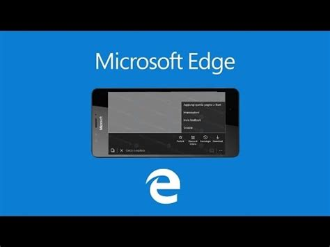 windows 10 mobile redstone 2 to bring new microsoft edge reminder feature