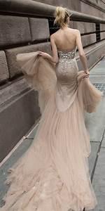 inbal dror 2016 wedding dresses wedding inspirasi With nude color wedding dress