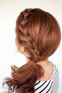 25 Cute Girls Hairstyles For Medium And Long Hair