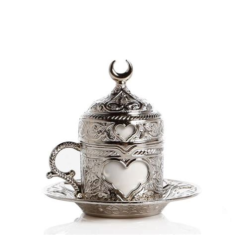 There's nothing like a good cup of coffee collectibles range from antique grinders and mills to vintage percolators and pots to signs and aluminum electric percolators, of course, were widely produced, but so were porcelain and. Hearted Porcelain Cup Antique Silver Color