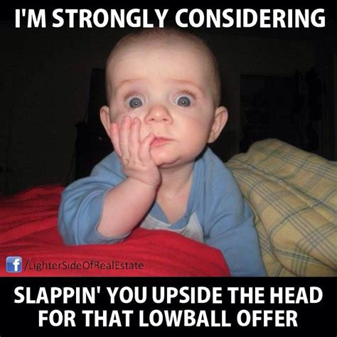 Meme Baby Products - 43 best images about realtor jokes on pinterest double garage cartoon and home inspection