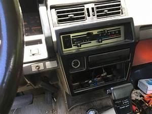 1988 Nissan Hardbody 4x4 Pickup With Plow For Sale