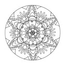 HD wallpapers coloriage mandala nature imprimer