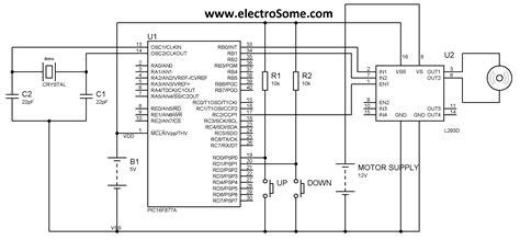 3 Wire Dc Motor Wiring Diagram by Motor Circuit Design Motor Send104b